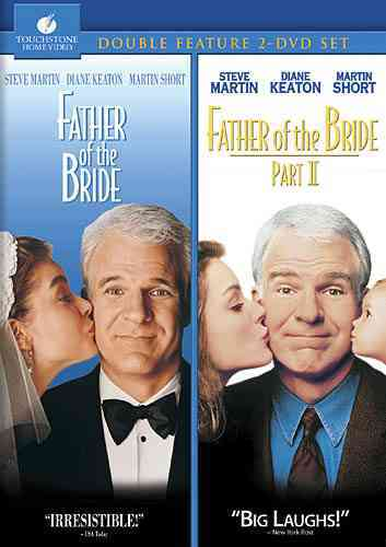 FATHER OF THE BRIDE/FATHER OF THE BRI BY MARTIN,STEVE (DVD)